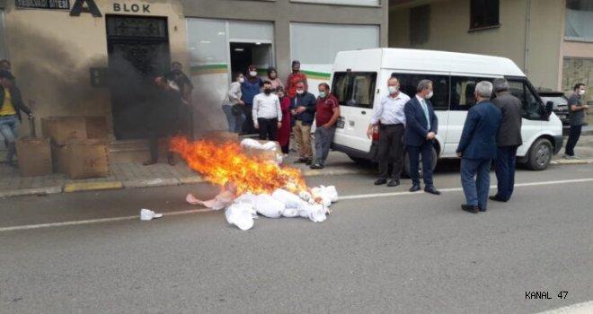 Trabzon'da MHP'li belediye başkanından 'Kürdistan şapkası' üretiliyor gerekçesiyle fabrikaya baskın